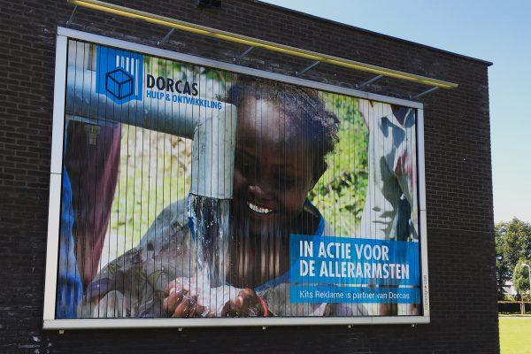 Voorgevel Kits Billboard Dorcas